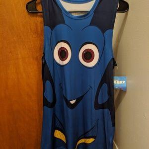 Disney Pixar Finding Dory tank top